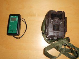 Batbox IIID et Trophy Cam